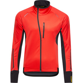 Mavic Cosmic Elite Thermo Jacket Men bright red
